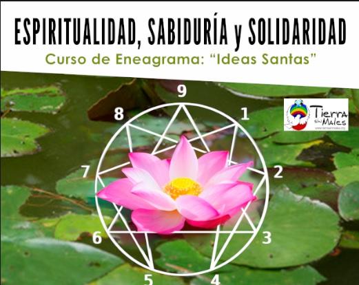 """Curso: Espiritualidad, sabiduría y solidaridad. ENEAGRAMA de las """"Ideas Santas"""""""