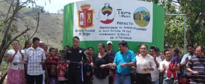 Contribuyendo al derecho del agua potable en El Salvador