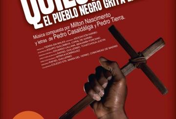 Tierra Sin Males: El Musical Quilombos en Madrid
